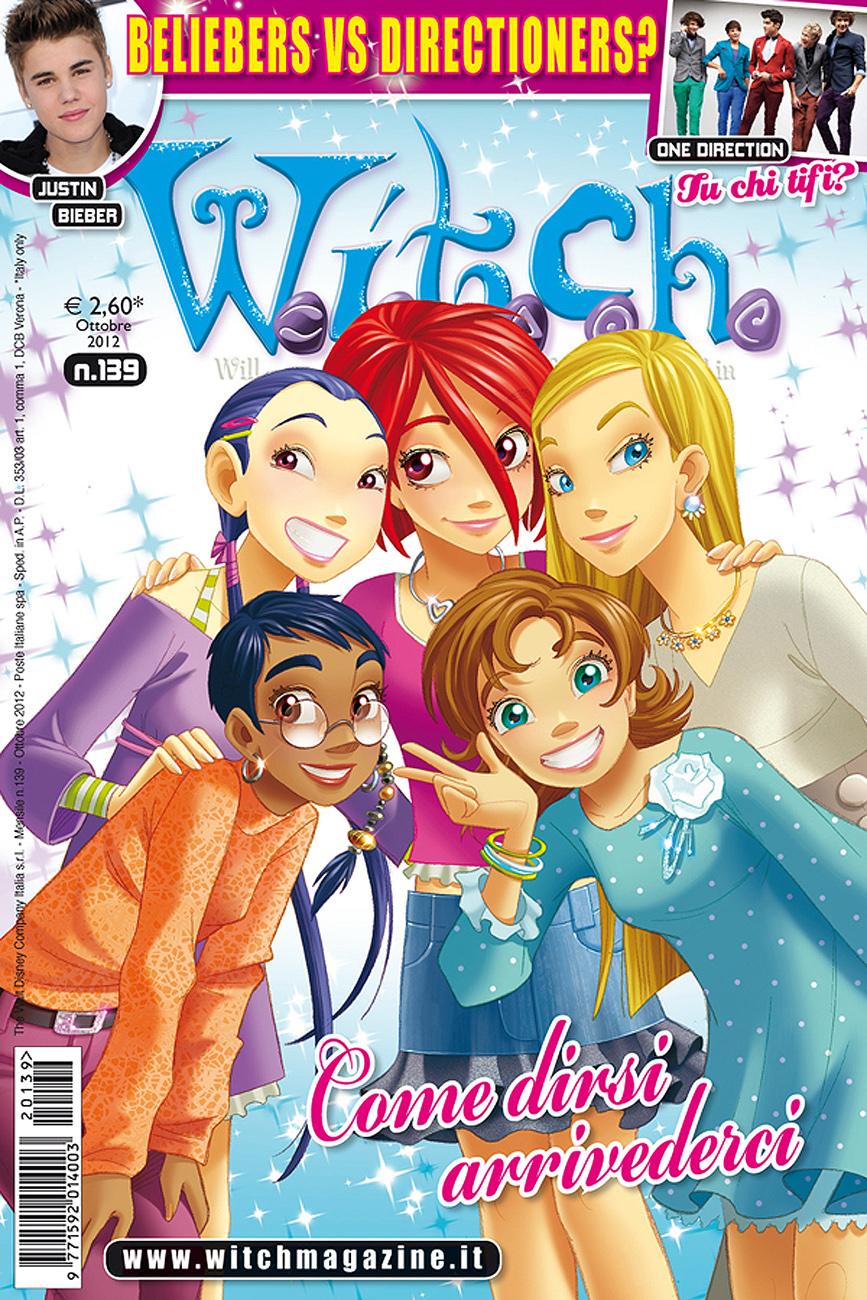 Глава 139. Witch! - 11.Повелительницы стихий - Комиксы - Каталог ... 918810fd772